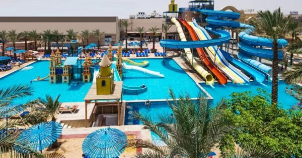 Egypt z Brna nebo Ostravy na 8 dní s All Inclusive za 7 390 Kč! Aquapark v hotelu! Sleva 53 %!