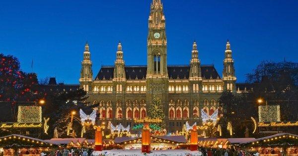 Vánoční trhy v Evropě: Cesta za vůní horkého punče
