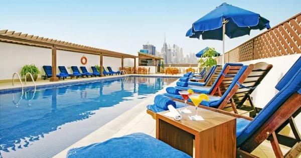 Spojené arabské emiráty: Dubai začátkem září z Prahy na 6 nocí se snídaněmi za 10 990 Kč!