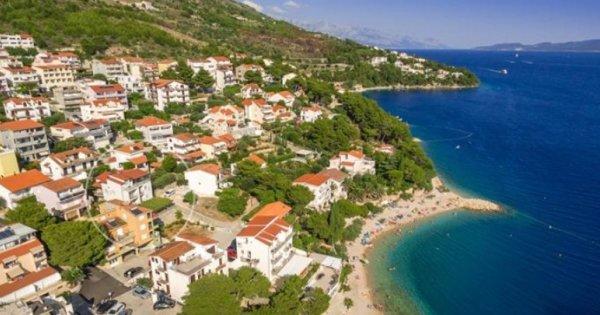 Chorvatsko: Omiš - ubytování na 8 dní za 1 000 Kč! Již od 8.6.!
