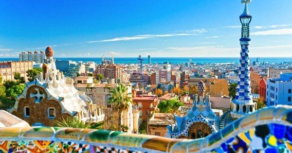 Barcelona z Berlína od 37 Eur/zpáteční letenka! Prosincové a lednové termíny!