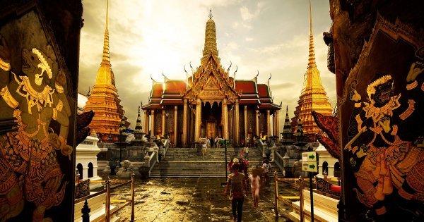 Bangkok v září za 12 300 Kč!