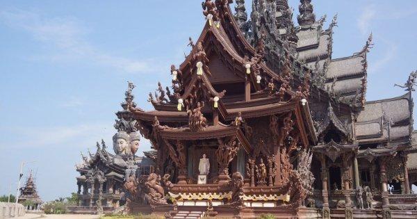 Thajsko: Pattaya z Prahy začátkem září na 9 dní s polopenzí za 20 367 Kč!