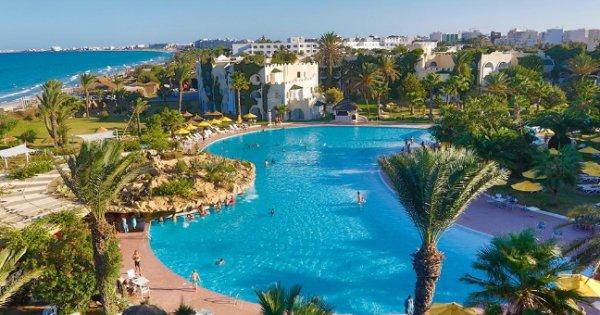 Tunisko z Prahy na 15 dní s All Inclusive za 14 890 Kč! Na nejkrásnější pláži země se slevou 40 %!