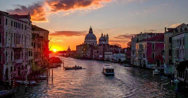 Letecky do Benátek na 4 dny, od 7 690 Kč pro dva se snídaní