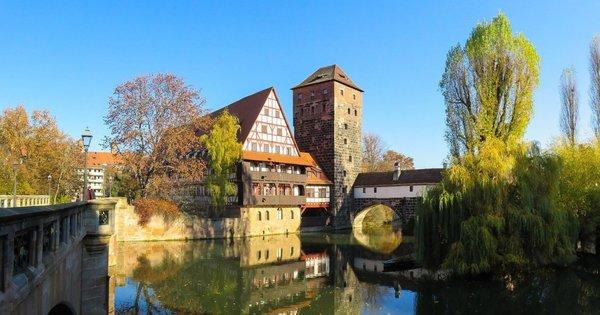 Norimberk - zájezd za velikonočními trhy a prohlídka města za 750 Kč!