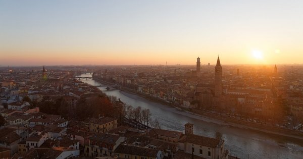 Silvestr v Benátkách a návštěva Verony za 2 299 Kč!