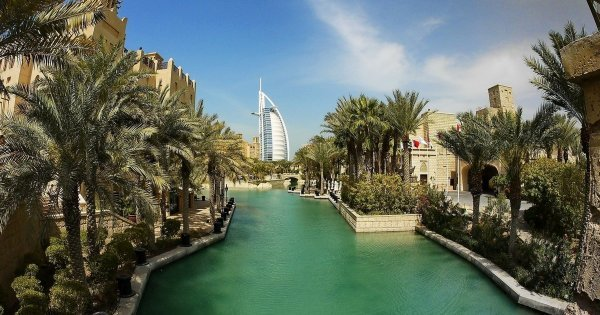 Z Katowic do Dubaje v červenci za 3 526 Kč