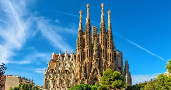 Z Vídně do Barcelony v dubnu a květnu od 9,99 Eur/jednosměrná letenka!