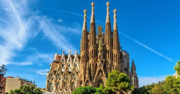 Barcelona z Vídně v lednu za 30 Eur/zpáteční letenka!