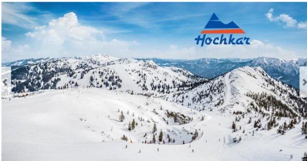 Jednodenní lyžovačka v Hochkaru, autobusem z Brna a Mikulova za 499 Kč, sleva 38 %