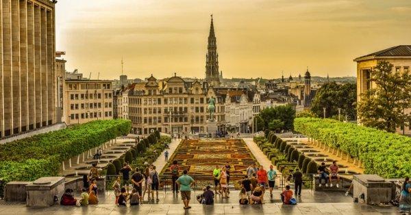 Belgie: Brusel z Bratislavy v listopadu již od 515 Kč/zpáteční letenka!