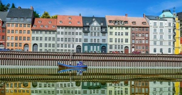 Dánsko: Kodaň z Prahy v lednu od 518 Kč/ zpáteční letenka!