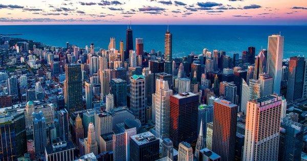 Z Berlína do Chicaga v létě od 8 783 Kč/zpáteční letenka!