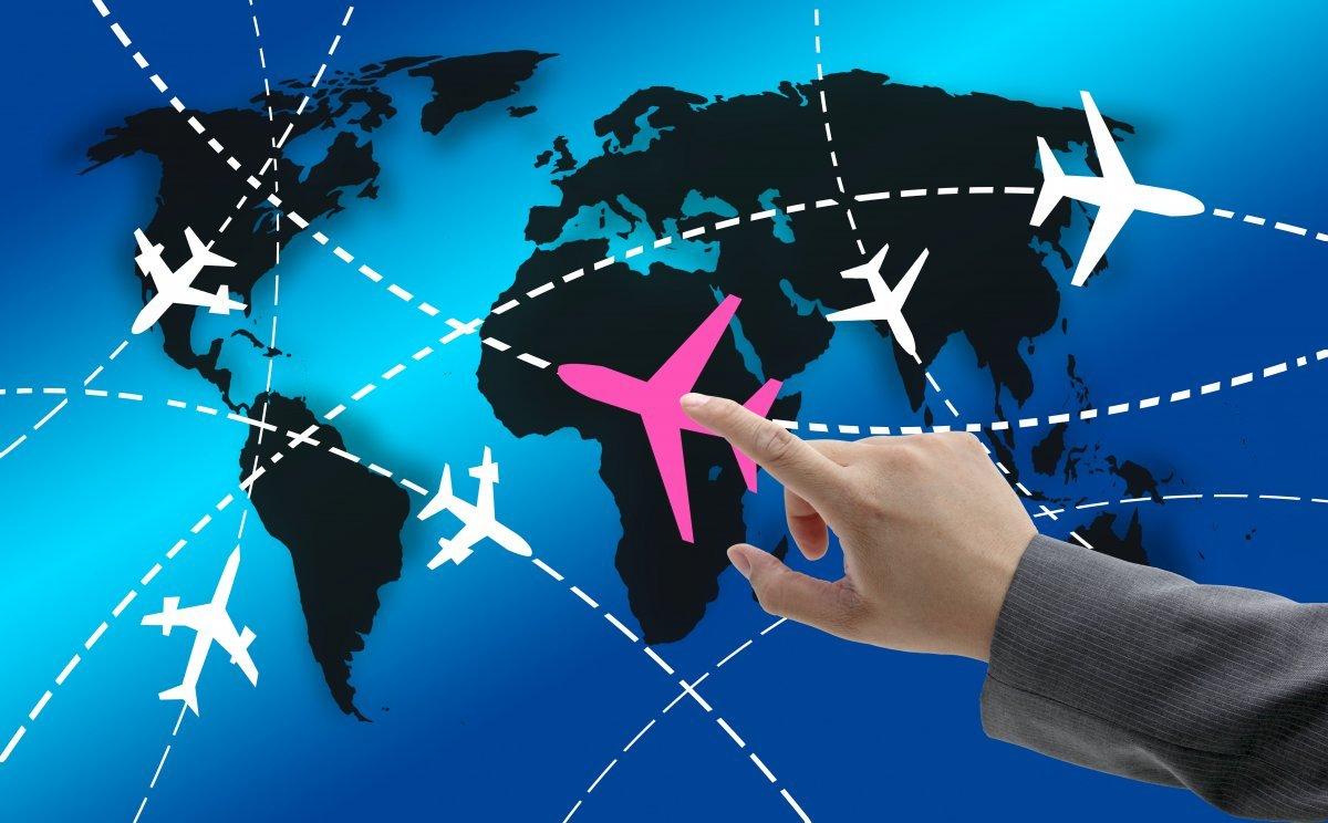 Sledovani Letadel Online Na Mape Podle Cisla Letu Jak Na To