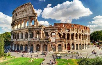 Za památkami do Itálie: Navštivte romantické Benátky, věčné město Řím i prosluněnou Florencii