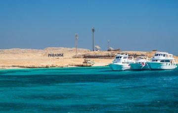 Nezapomenutelná dovolená u moře: Navštivte egyptské ostrovy