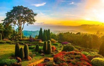 Botanické zahrady z celého světa: Milovníci květin, těšte se