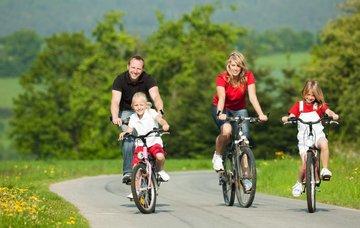 Cyklotrasy pro děti, které zvládne ujet i vaše prababička