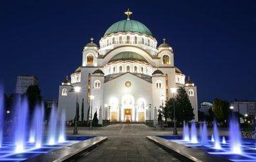 Tipy na aktivity v Srbsku – historická místa, národní parky i vinice