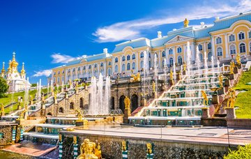 8 paláců a zámků v Rusku, které musíte navštívit