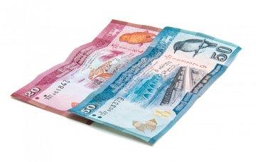 Jak platit na Srí Lance - kurz, směna, výběr peněz a ceny