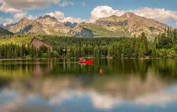 Tipy na aktivity na Slovensku – památky, ferraty, lyžování i cyklistika