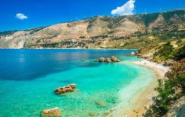 Známe nejkrásnější pláže Řecka – část III.