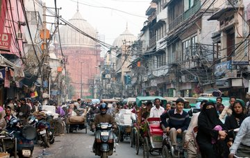 Pravidla pro bezpečné cestování po Indii