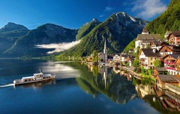 Tipy na aktivity v Rakousku – historická místa, lyžování i národní parky