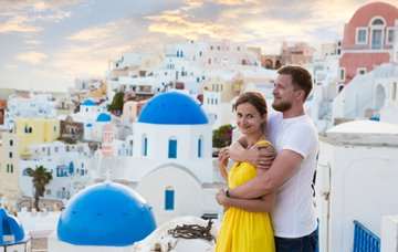 Nejromantičtější ostrovy Řecka: Kam vzít svou drahou polovičku, abyste zabodovali?