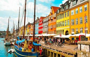 Tipy na aktivity v Dánsku – památky, cyklistika i plavby lodí