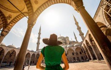 Istanbul: vydejte se na pouť prostorem i časem ve městě dvou kontinentů
