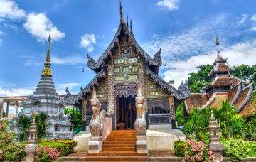 Tipy na aktivity v Thajsku – kultura, relaxace i sporty