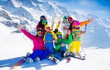 Nejoblíbenější lyžařská střediska v Rakousku pro všechny