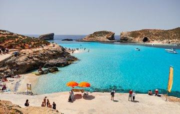 Malta: Za dvě hodiny v ráji