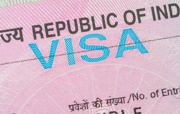 Jak získat víza do Indie