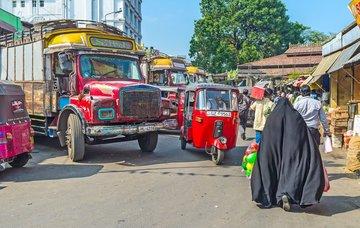 Bezpečnost na Srí Lance - kriminalita, přírodní katastrofy a další hrozby
