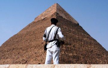 Bezpečnostní rizika v Egyptě