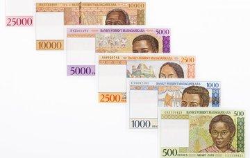 Jaká je měna na Madagaskaru a jaký má kurz madagaskarský ariary