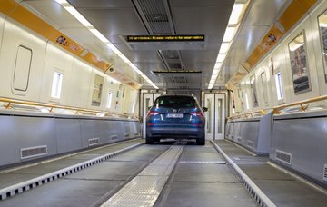 Eurotunel – nejrychlejší spojení mezi Francií a Anglií