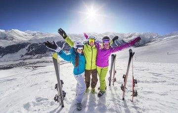 Livigno: Tip na vynikající lyžařské letovisko