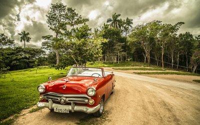 Vydejte se na Kubu za vzpomínkami na minulost naší republiky