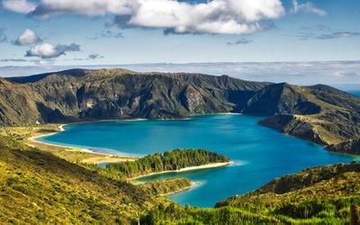 Azory: Exotika skvěle dostupná i z Evropy