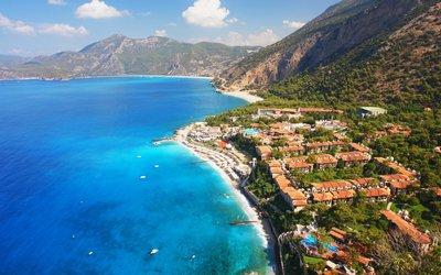 Dovolená v Turecku: nízké ceny a dlouhé pláže