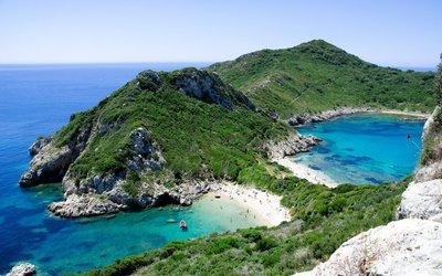 Ostrov Korfu: Navštivte překrásnou zelenou perlu vJónském moři