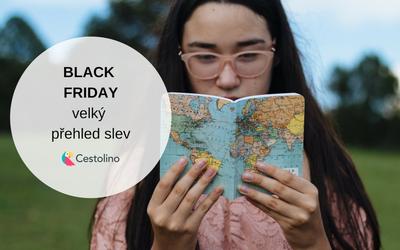 Black Friday 2018: Velký přehled cestovatelských slev (PRŮBĚŽNĚ AKTUALIZUJEME)