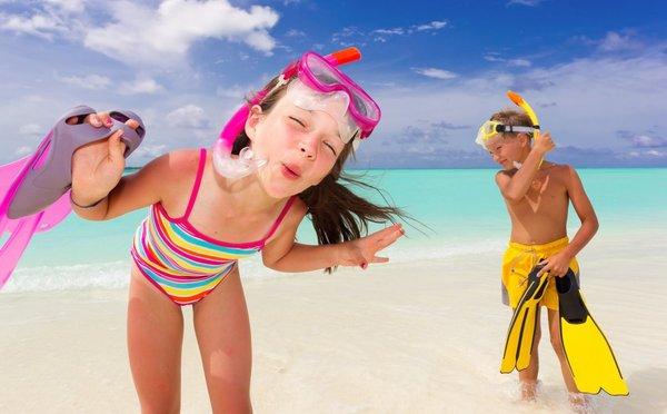 5 fajn destinací pro levnou dovolenou s dětmi
