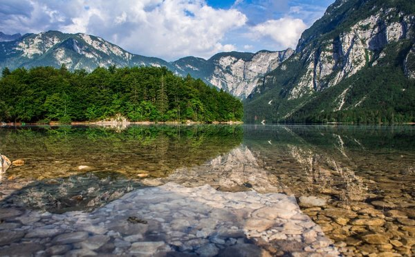 Bohinjské jezero: Vyčistěte si hlavu uprostřed alpské přírody