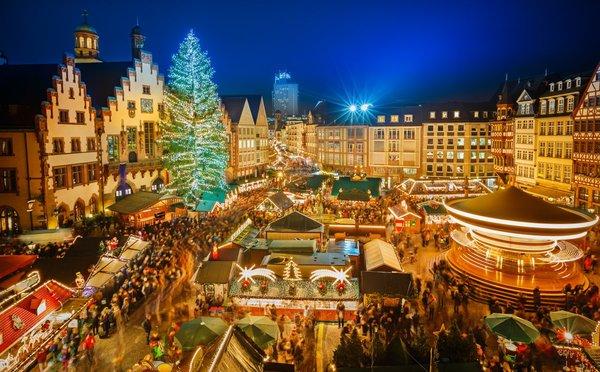 Nejhezčí vánoční trhy vEvropě: Kde vás pod nosem polechtá vůně svařáku?